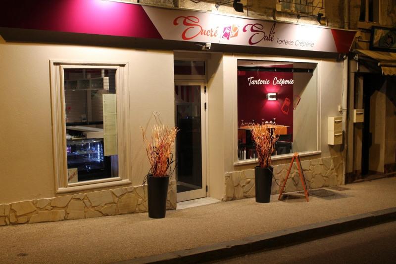 Commercial property sale shop St martin en haut 65000€ - Picture 2