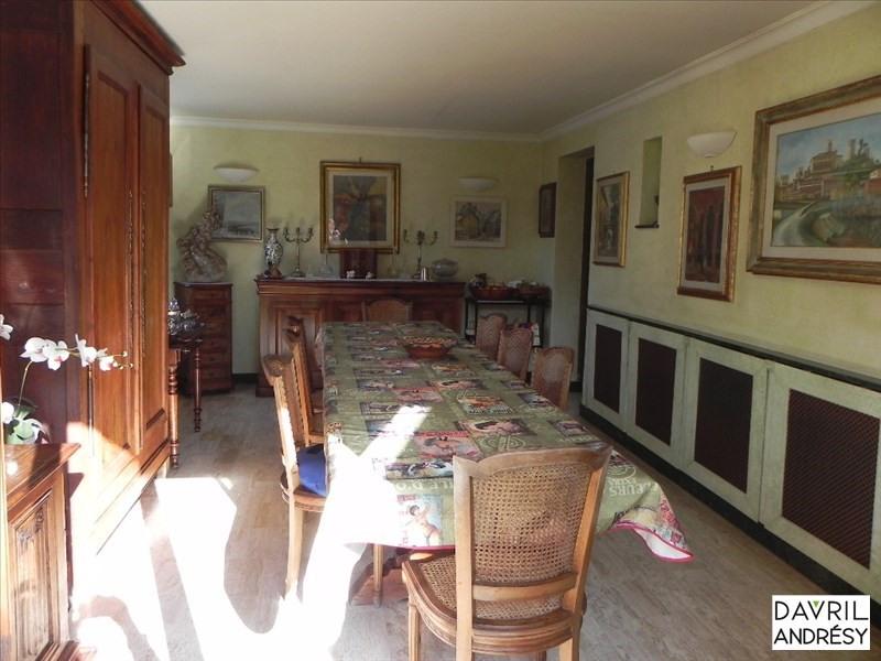 Sale house / villa Maurecourt 535000€ - Picture 5