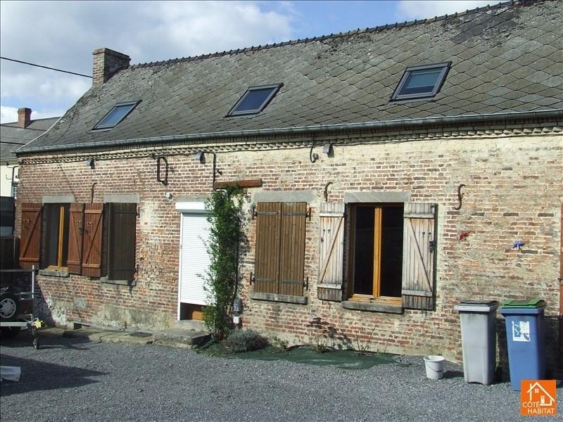 Sale house / villa Vervins 122100€ - Picture 1
