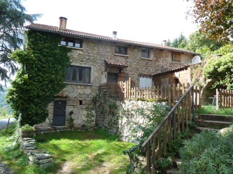 Vente de prestige maison / villa Dornas 254000€ - Photo 1