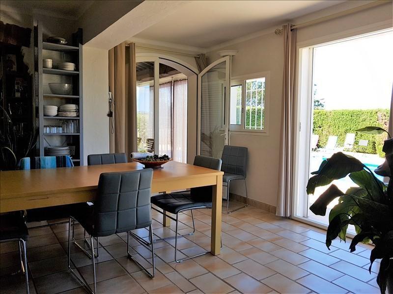 Deluxe sale house / villa Frejus 610000€ - Picture 5