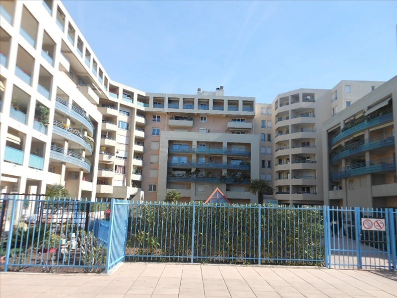 Sale apartment Toulon 106 000€ - Picture 1