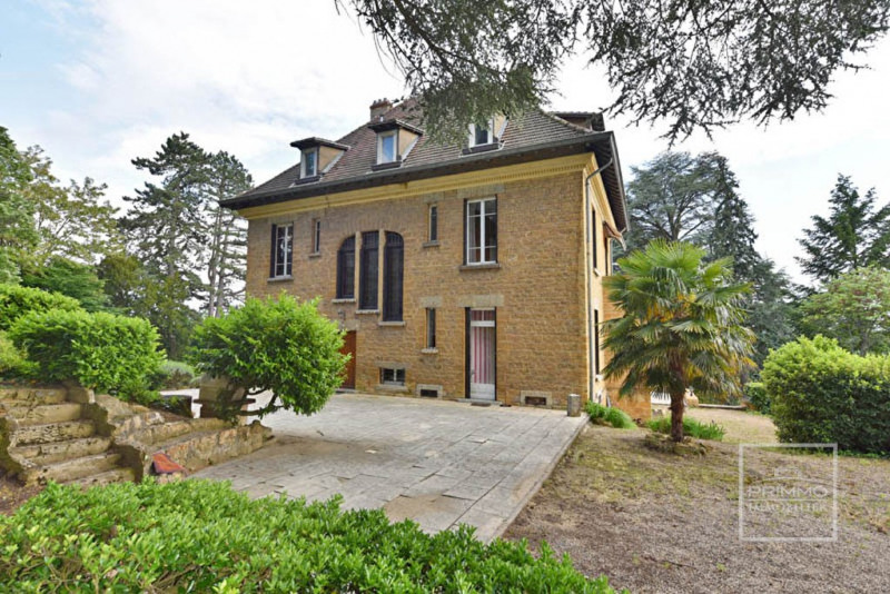 Deluxe sale house / villa Saint cyr au mont d'or 1 560 000€ - Picture 4