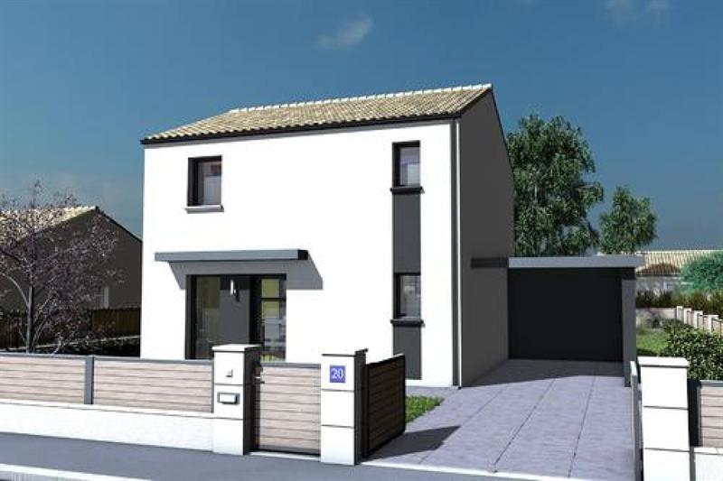 Maison  4 pièces + Terrain 500 m² Landevieille par maisons PRIMEA