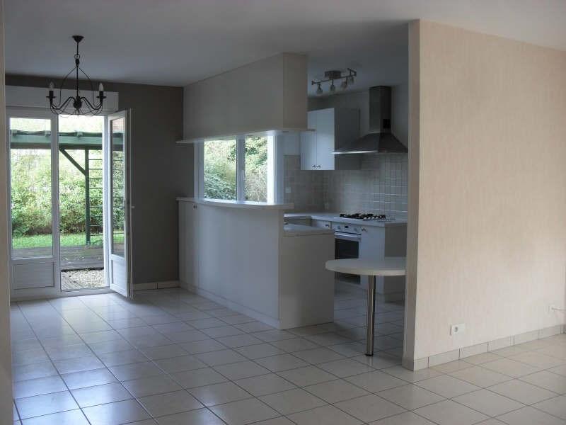 Location maison / villa Champs sur yonne 850€ +CH - Photo 1