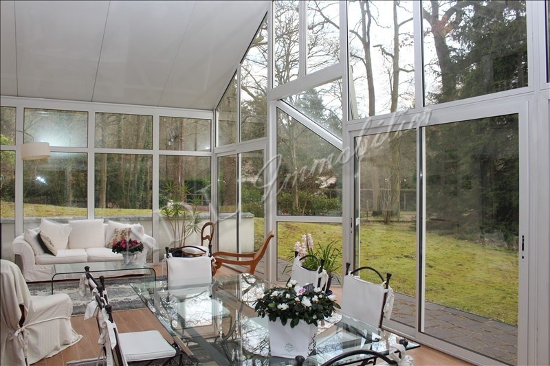 Deluxe sale house / villa Lamorlaye 648000€ - Picture 3