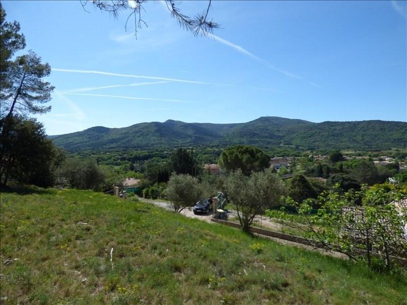 Vente terrain Gonfaron 119000€ - Photo 1