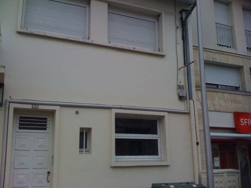 Rental apartment Gradignan 530€ CC - Picture 1