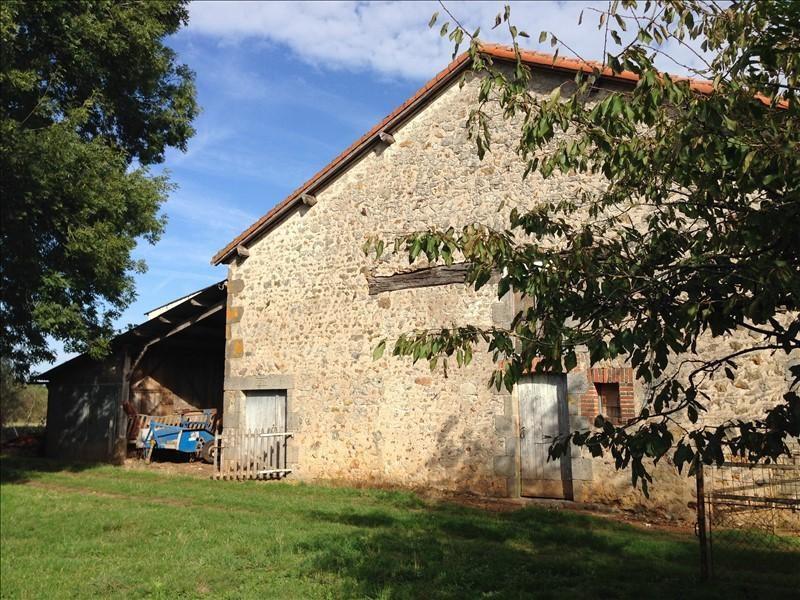 Sale house / villa Lathus st remy 143300€ - Picture 4