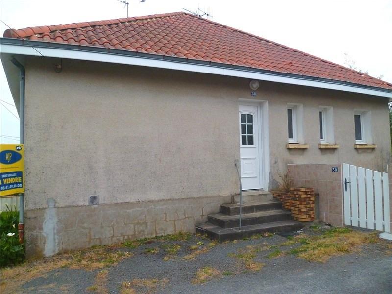 Vente maison / villa Villedieu la blouere 102100€ - Photo 2