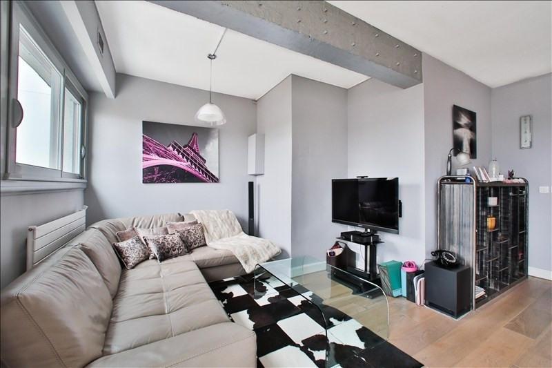 Vente appartement Paris 16ème 840000€ - Photo 4