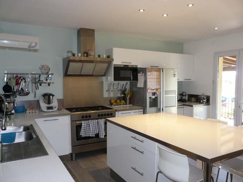 Vente maison / villa Lussan 219000€ - Photo 4