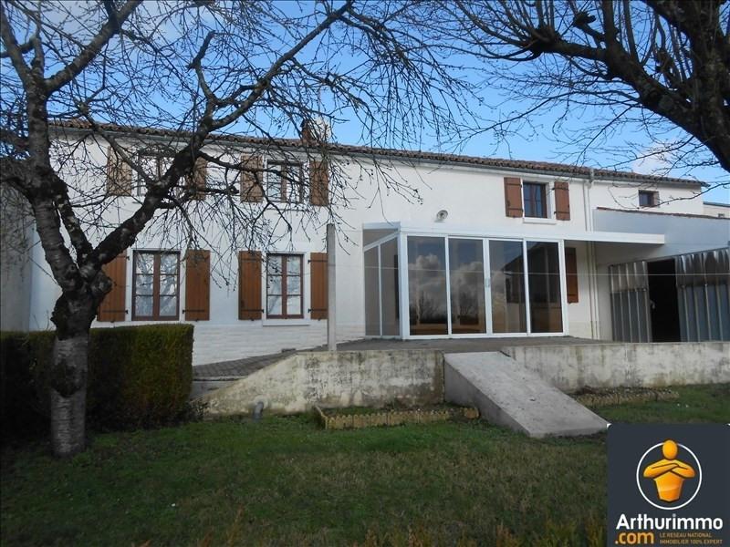 Sale house / villa Aulnay 90720€ - Picture 2