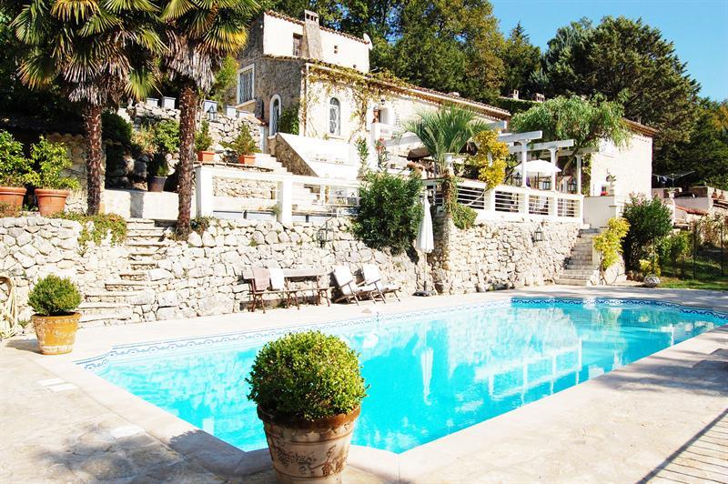 Verkauf von luxusobjekt haus Le canton de fayence 895000€ - Fotografie 1
