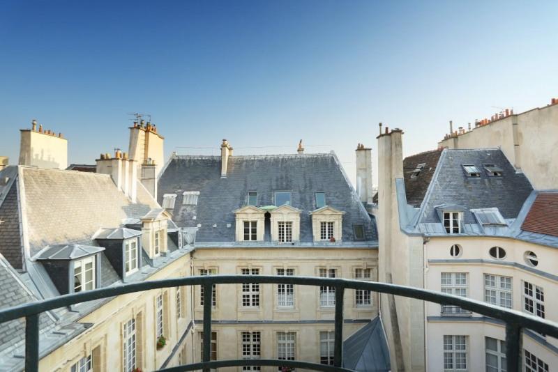 Aрендa квартирa Paris 4ème 8300€ CC - Фото 14