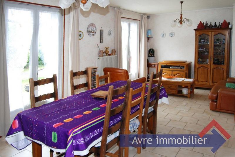 Vente maison / villa Verneuil d avre et d iton 157000€ - Photo 2