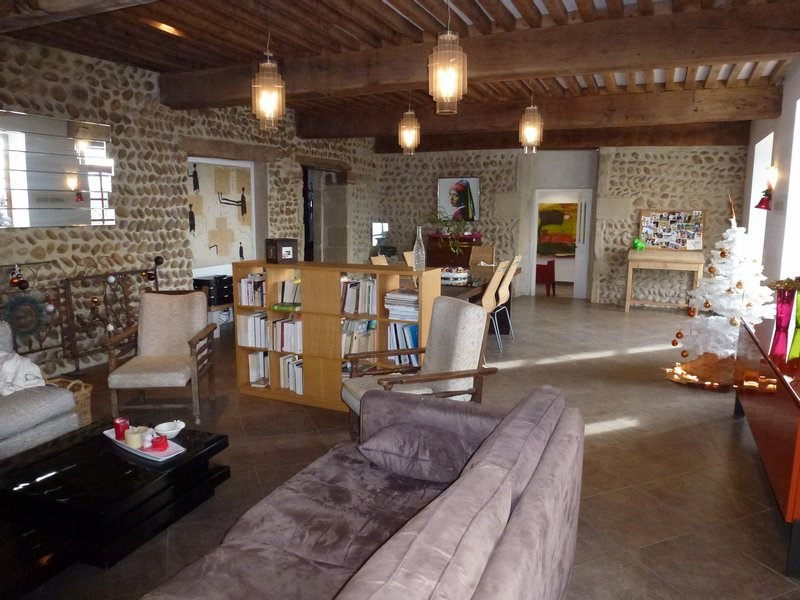 Vente maison / villa Hauterives 432000€ - Photo 2