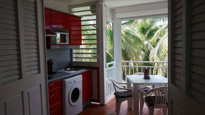 Sale apartment St francois 116 000€ - Picture 2