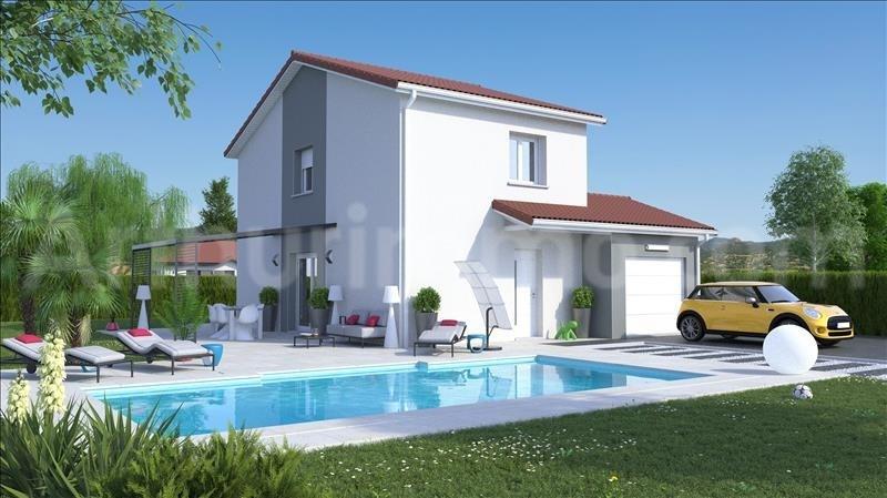 Vente maison / villa Charly 408000€ - Photo 1