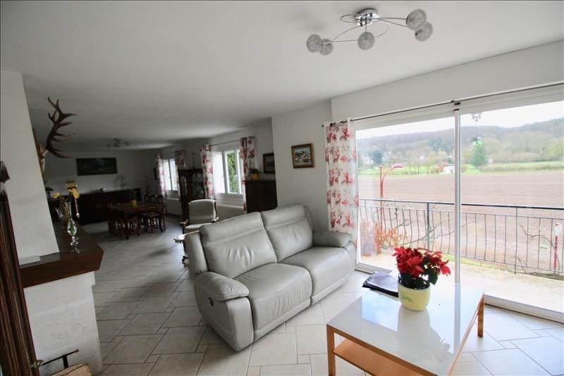 Vente maison / villa La ferriere sur risle 230000€ - Photo 2