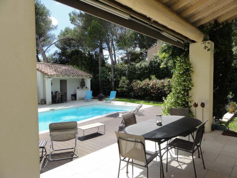 Immobile residenziali di prestigio casa Villeneuve les avignon 695000€ - Fotografia 2