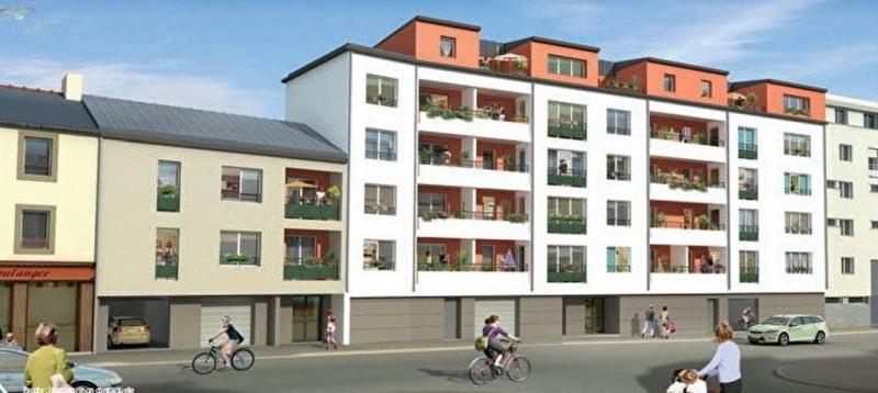 Location appartement Brest 557€ CC - Photo 1