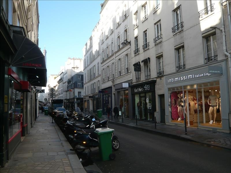 Verkoop  appartement Paris 7ème 468000€ - Foto 2