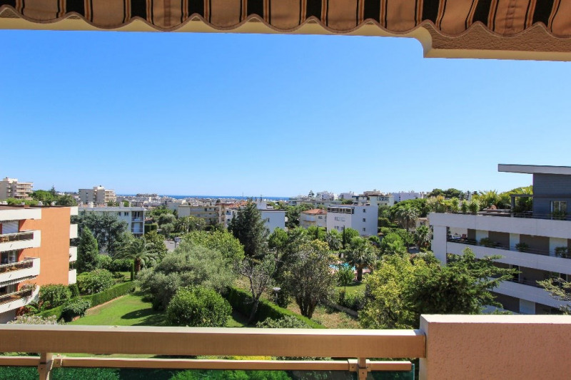 Sale apartment Juan les pins 349 000€ - Picture 1