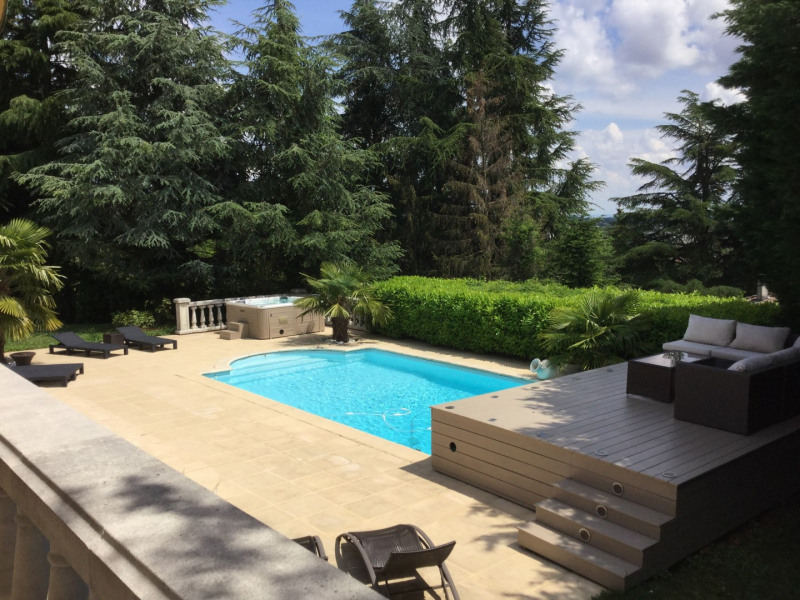 Vente de prestige maison / villa Dardilly 990 000€ - Photo 2