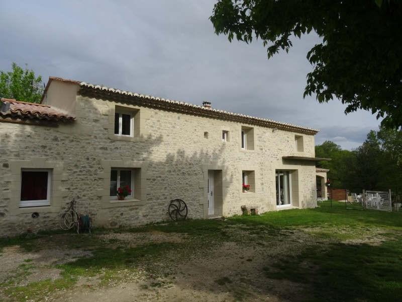 Vente de prestige maison / villa La begude de mazenc 579000€ - Photo 5