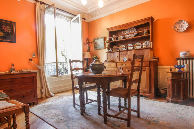 Verkauf von luxusobjekt haus Asnieres sur seine 1035000€ - Fotografie 5