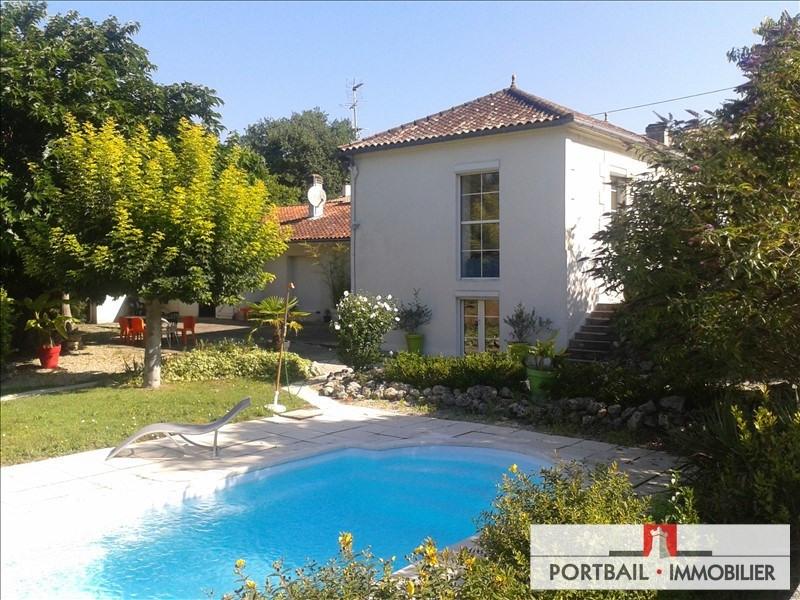 Sale house / villa St martin lacaussade 275600€ - Picture 1