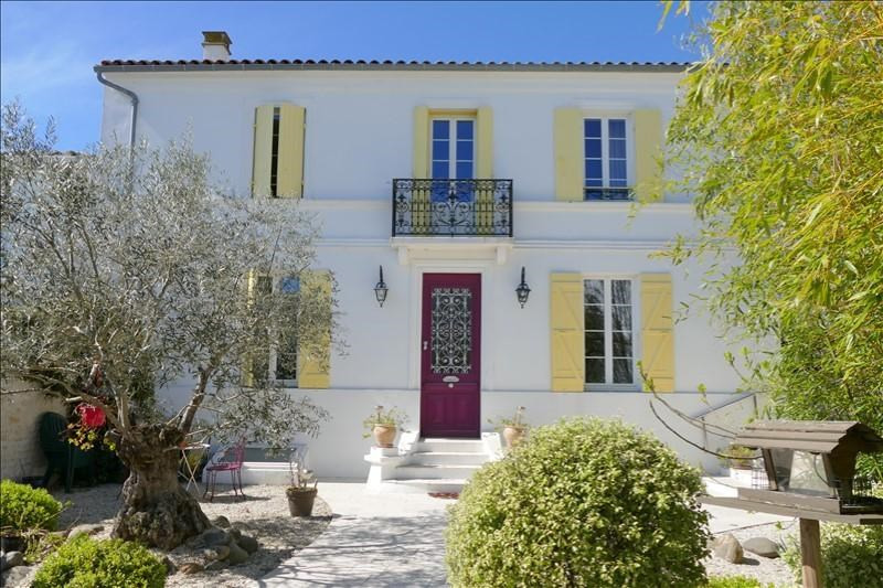 Deluxe sale house / villa Vaux sur mer 825000€ - Picture 1