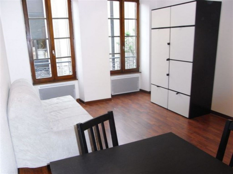 Rental apartment Strasbourg 450€ CC - Picture 1