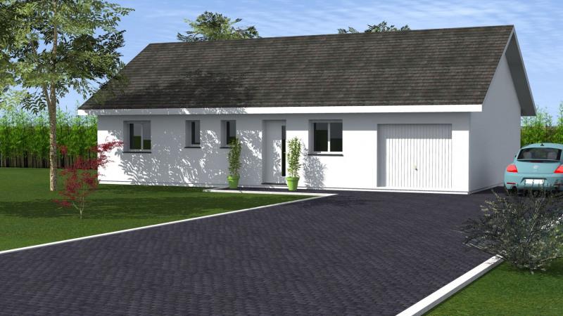 """Modèle de maison  """"Modèle de maison 4 pièces"""" à partir de 4 pièces Landes par MAISONS CONFORECO - AGENCE ST PAUL LES DAX"""