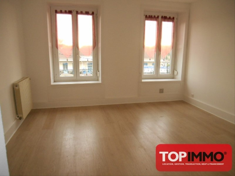 Rental apartment Baccarat 460€ CC - Picture 2