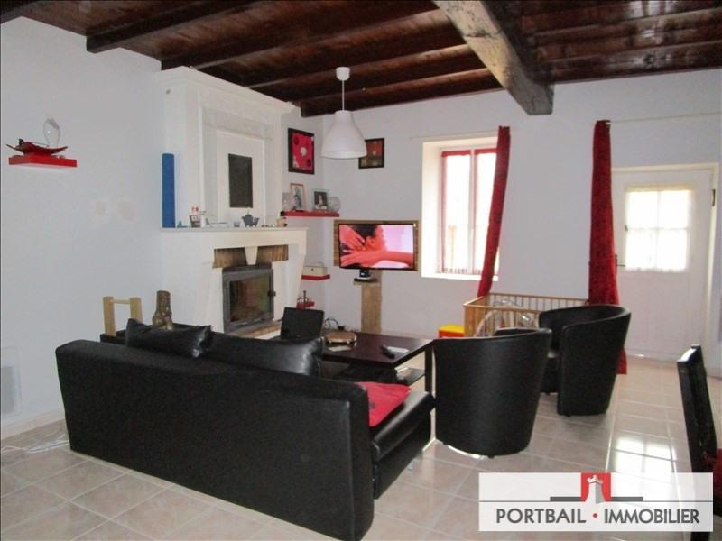 Vente maison / villa St ciers sur gironde 122000€ - Photo 1