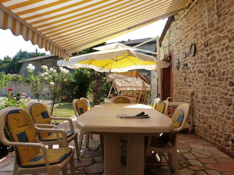Location maison / villa Roussac 600€ CC - Photo 4
