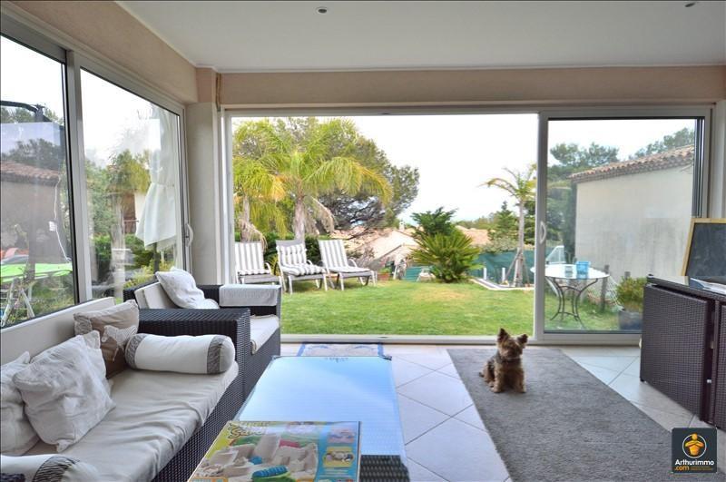 Vente de prestige maison / villa Les issambres 580000€ - Photo 1