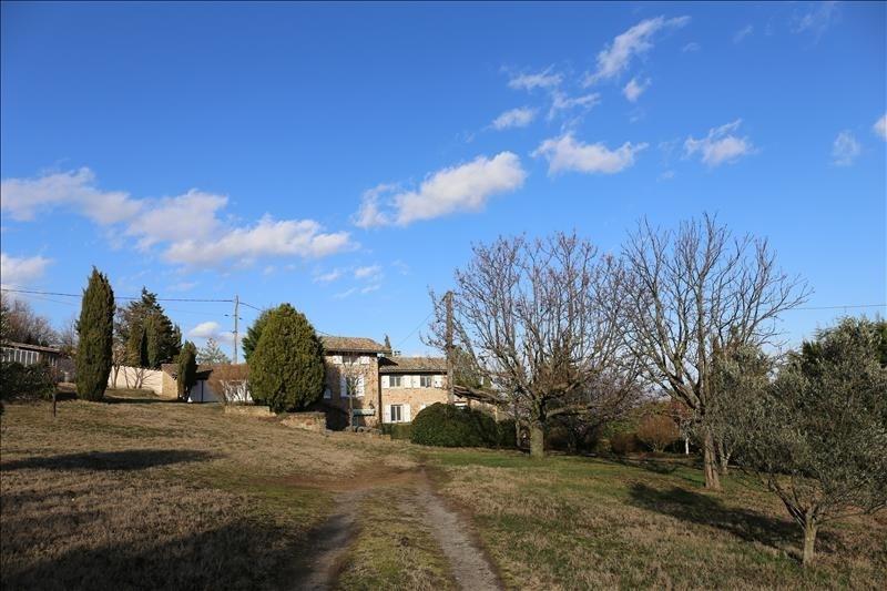 Sale house / villa Chavanay 525000€ - Picture 1