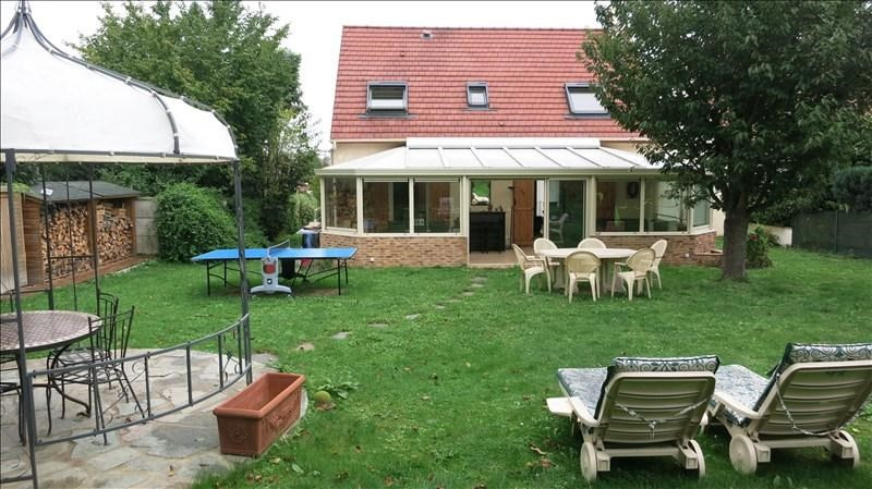 Vente maison / villa Quincy voisins 377 000€ - Photo 1