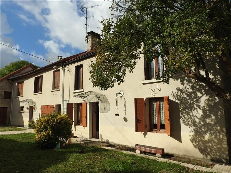 Vente maison / villa A 10 mins de chatillon s/s 92500€ - Photo 1