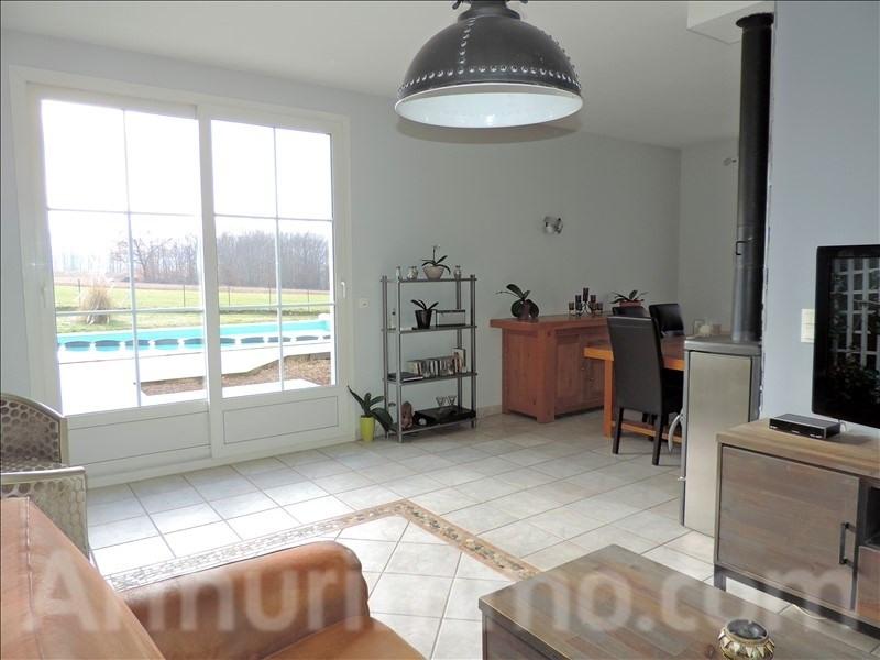 Sale house / villa Vinay 298000€ - Picture 7