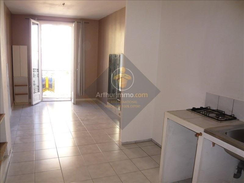 Rental apartment Sete 420€ CC - Picture 1