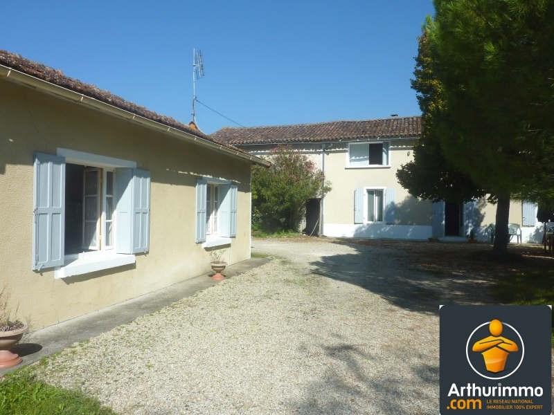 Sale house / villa Matha 133000€ - Picture 2