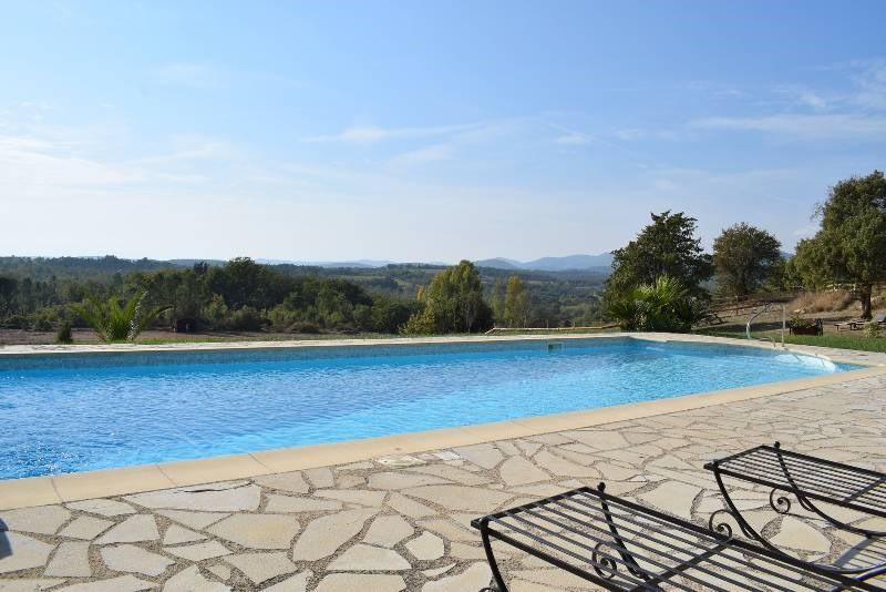 Revenda residencial de prestígio casa Fayence 1590000€ - Fotografia 2