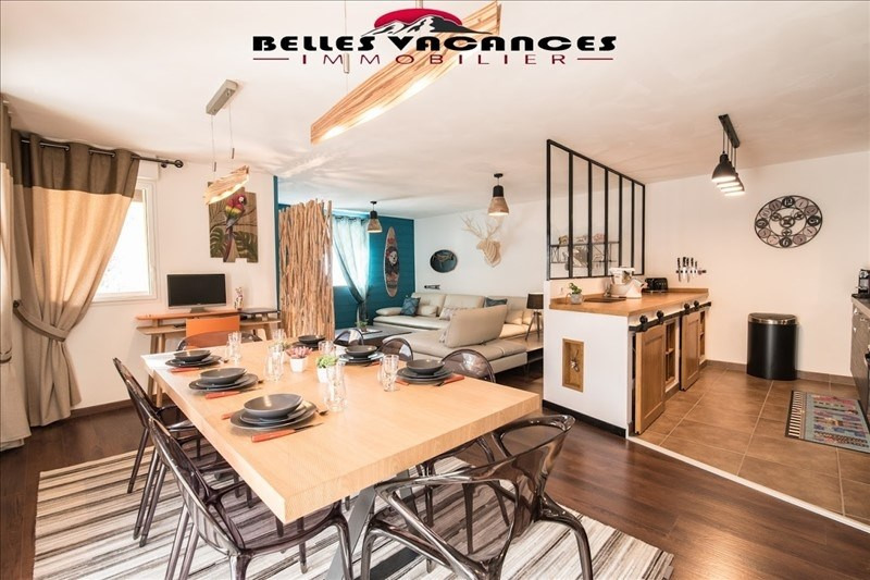 Deluxe sale apartment St lary soulan 550000€ - Picture 1