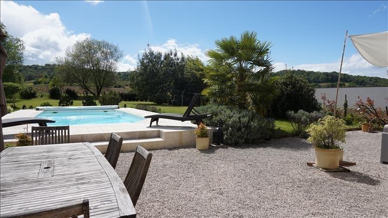 Vente maison / villa Soumoulou 375000€ - Photo 2