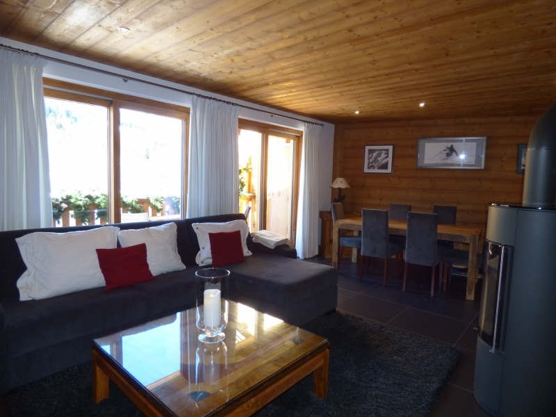 Deluxe sale apartment Meribel 1 275 000€ - Picture 5
