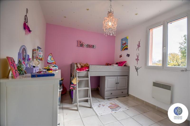 Vente maison / villa Pourrieres 374000€ - Photo 7